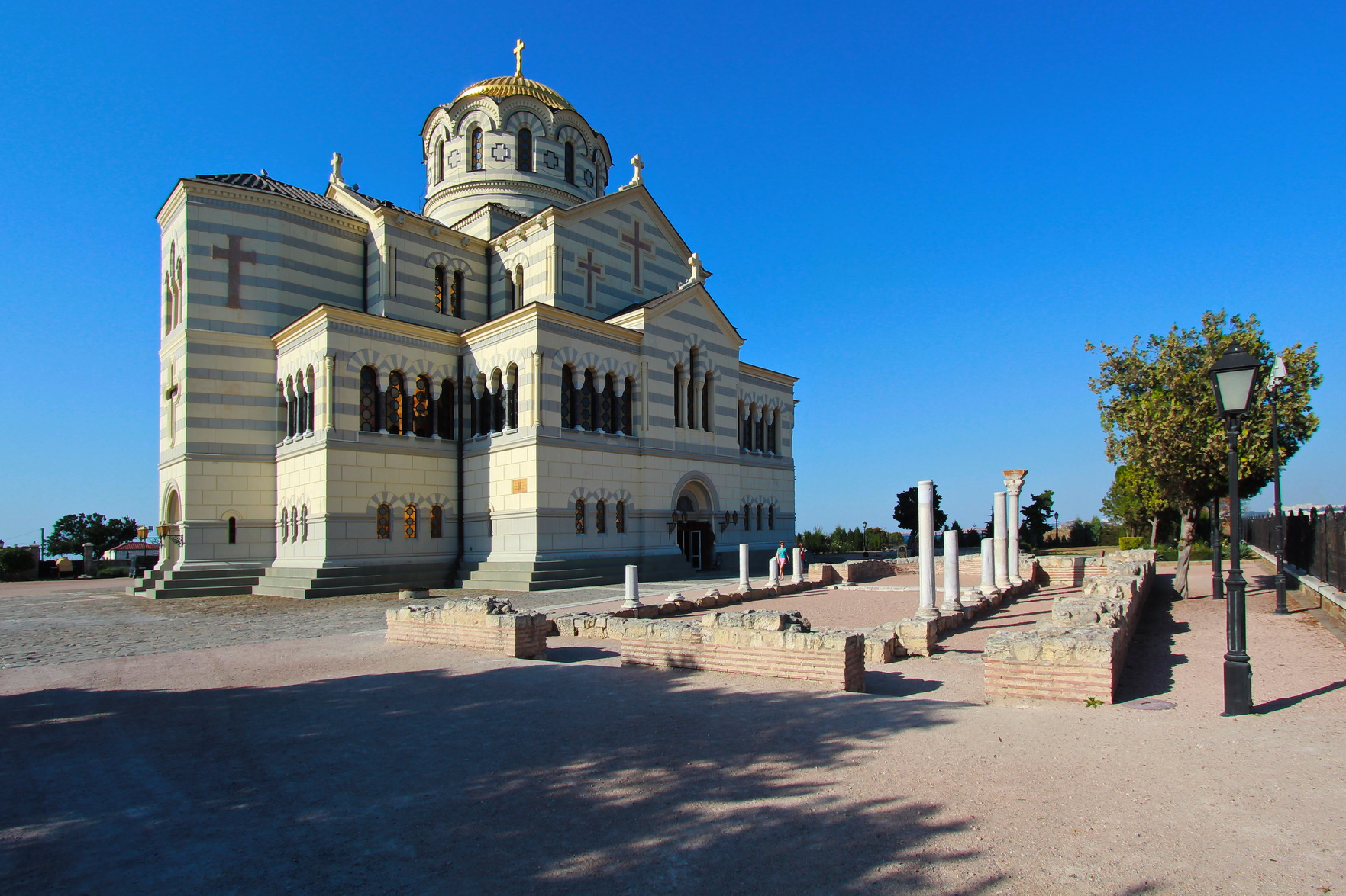 Свято Владимирский Собор. Херсонес